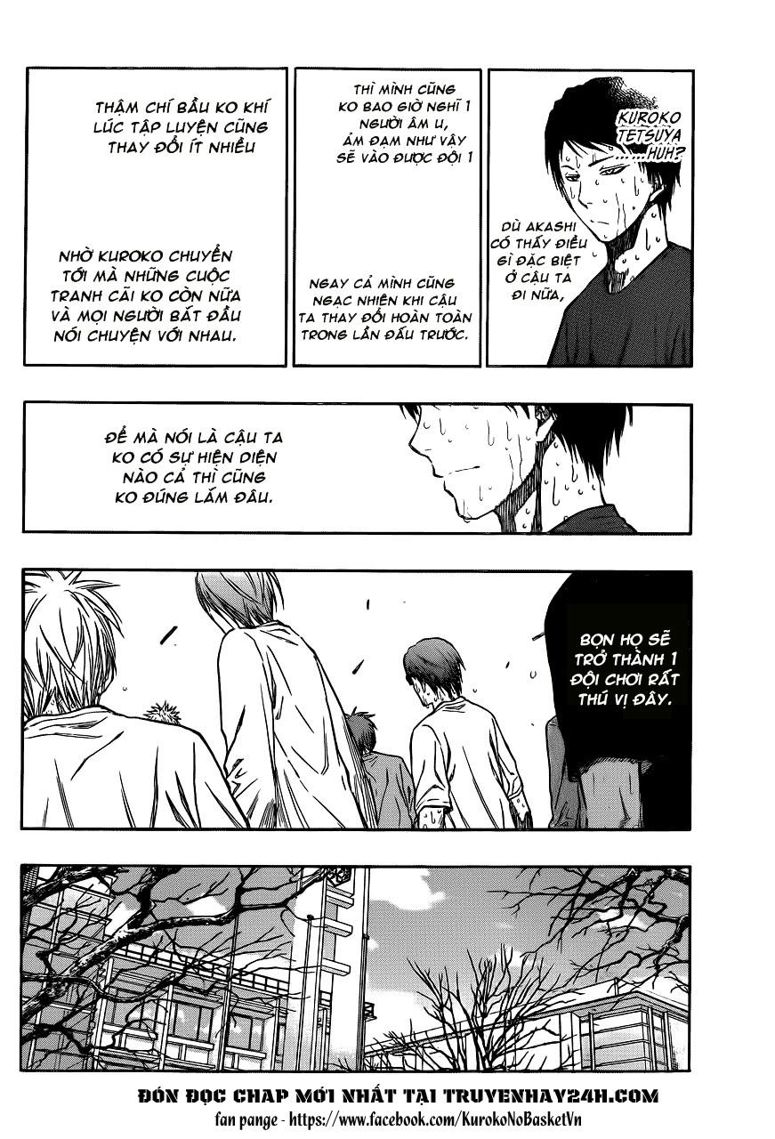 Kuroko No Basket chap 210 trang 4