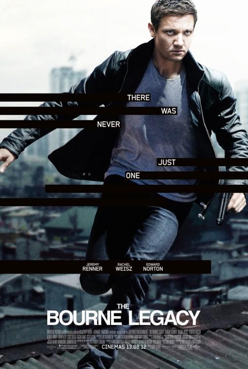 O Legado Bourne - HD 720p