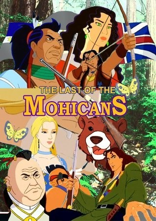 Westerns All Italiana Last Of The Mohicans Tv