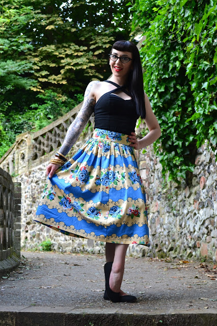 Vera Swing Skirt - Lindy Bop