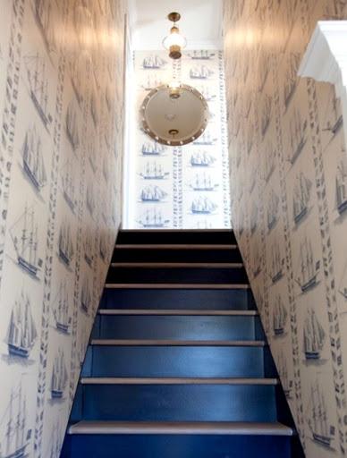 Nautical Stairway