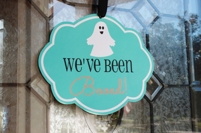 You've Been Booed | #printable #halloween