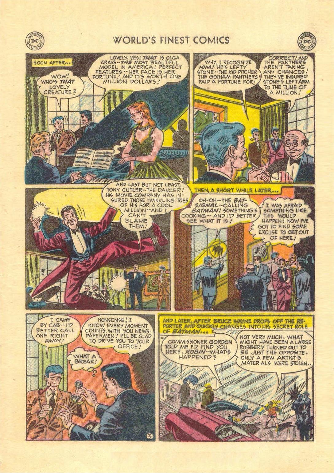 Read online World's Finest Comics comic -  Issue #52 - 65