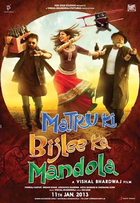 Matru ki Bijlee ka Mandola (2013) [SINOPSIS]