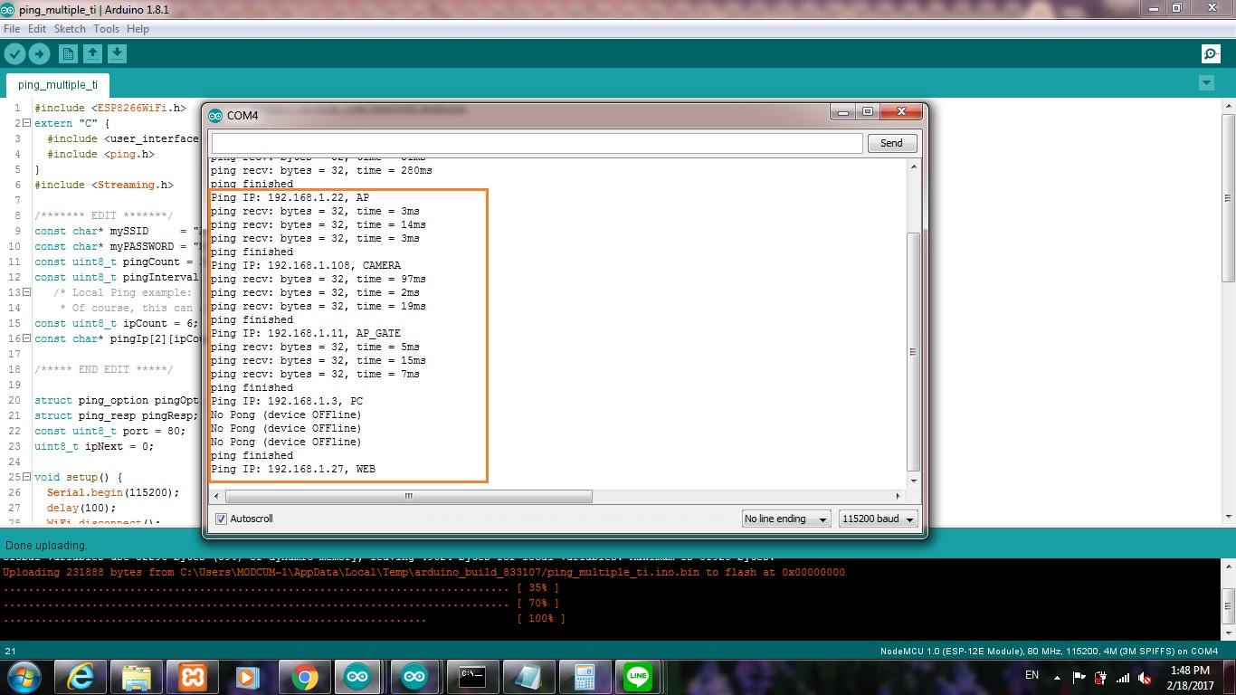 Esp8266 Https Server