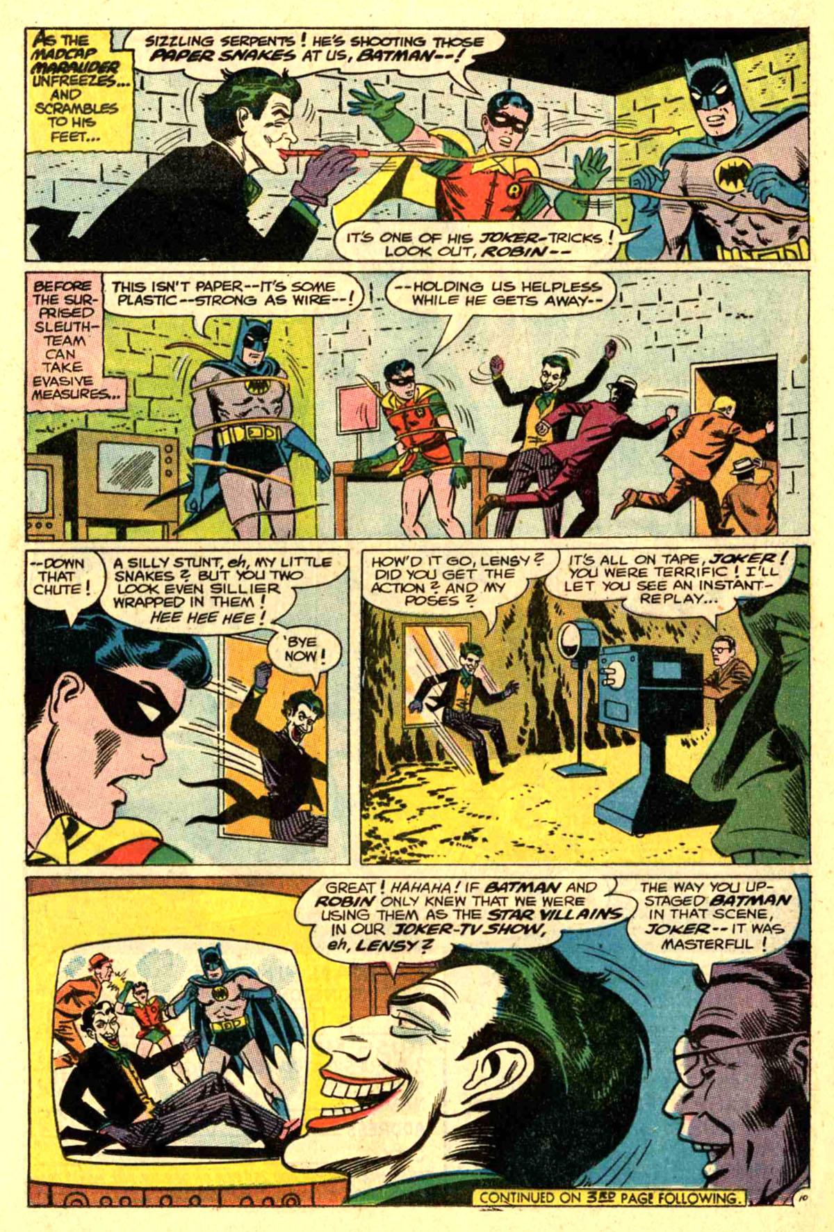 Detective Comics (1937) 365 Page 12