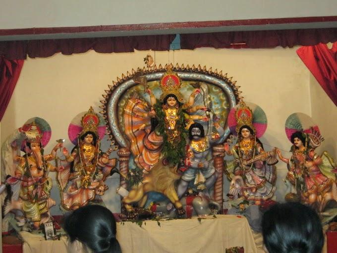 Durga Puja Mantra, Aarti Mantra, Pushpanjali Mantras, Parthana, Durga slokas