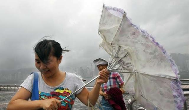 Topan Pertama Hong Kong Tahun Ini Akan Segera Tiba