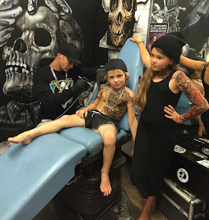 kids tattoo 12