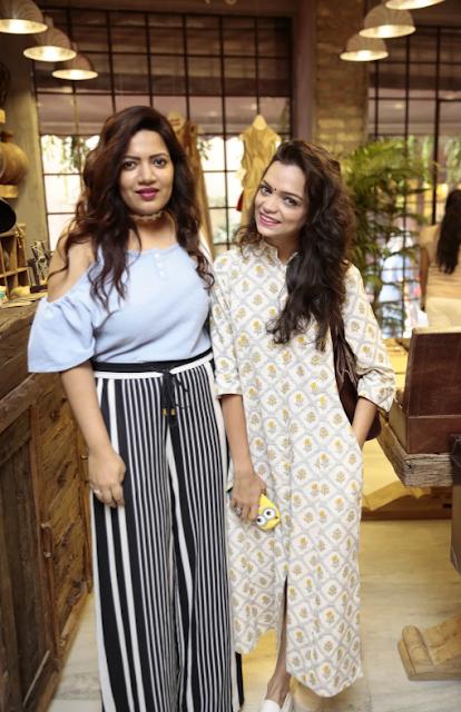 Pratibha Bahadur + Monalisha Mahapatra