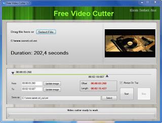 Tomatosoft Free Video Cutter Portable