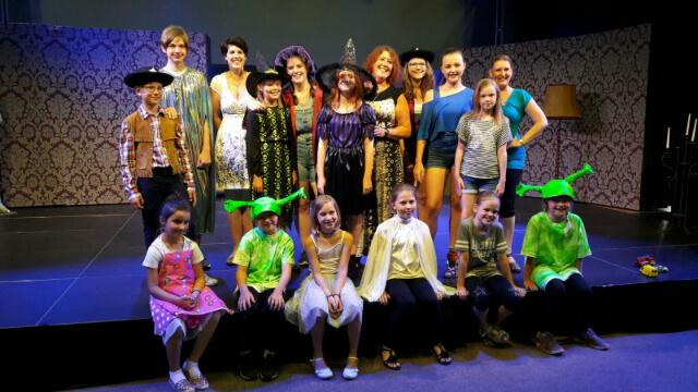 Unsere Best of Theater Kindertheatergruppe 2017.