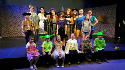 Unsere Best of Theater Kindertheatergruppe 2017