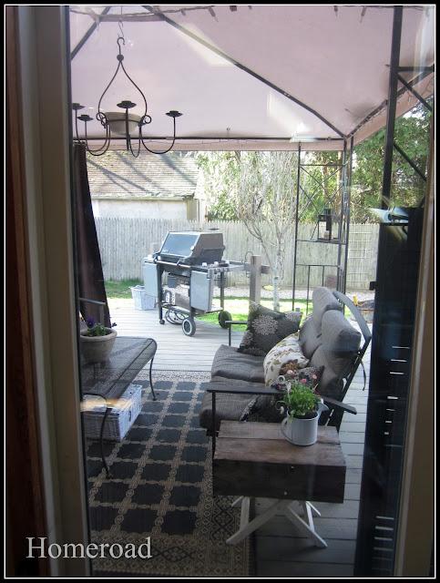 Deck and Secret Garden