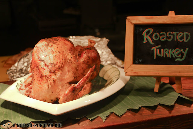 Roast Turkey of Vikings MOA