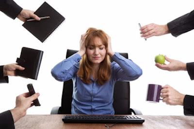 El estrés, tan nocivo como la comida chatarra para la salud digestiva