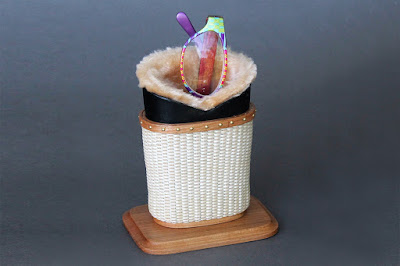 Eric Taylor Eye Glass Holder Basket