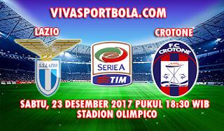 Prediksi Lazio vs Crotone 23 Desember 2017