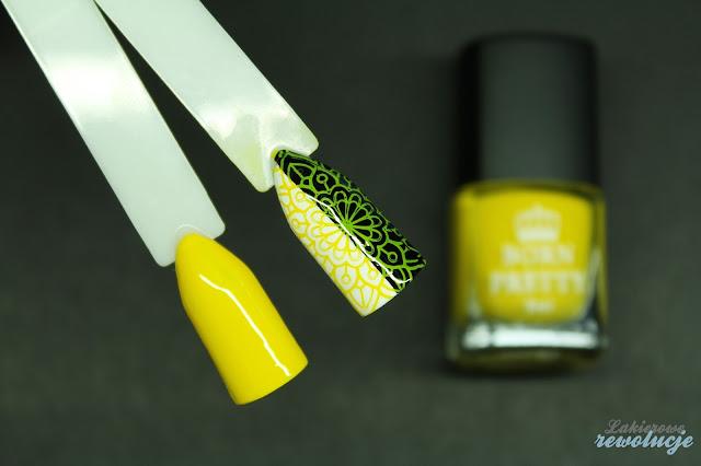stamping polish set bps #6