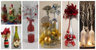 adornos-navideños-botellas-recicladas