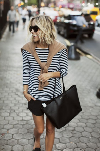 striped-tee-shorts