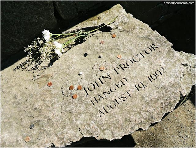 Tumbas Brujas Salem: John Proctor - Ahorcado