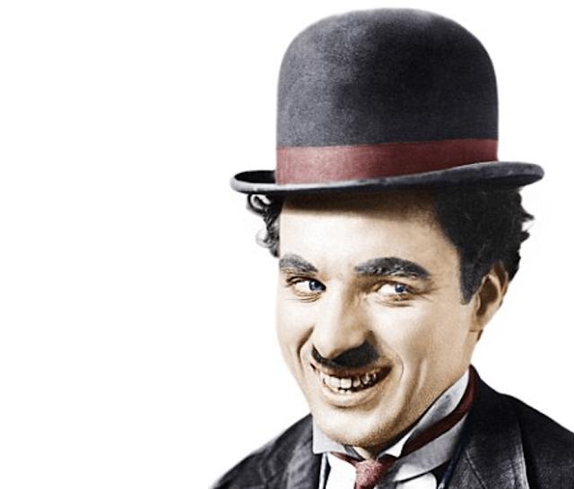 El mundo pertenece a quien se atreve: un inspirador poema de Charles Chaplin