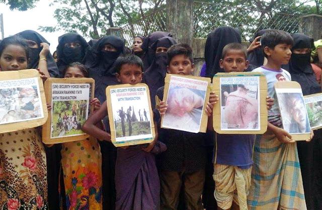 Berkaca Kasus Pembantaian Muslim Rohingnya, Masih Pantaskah Indonesia Masuk PBB?