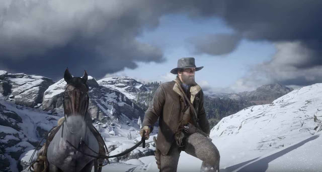 ثقرة في لعبة Red Dead Redemption 2 تساعد في اكتشاف مكان جديد في اللعبة, اليك الطريقة