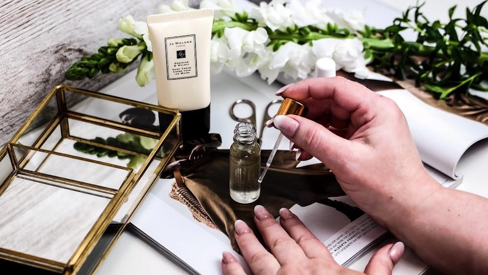 perfekte Pflege für die trockene Nagelhaut Vitamin E Nail & Cuticle Oil