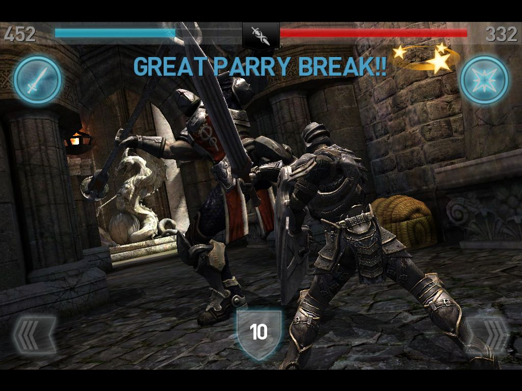 Download infinity blade 3 for android