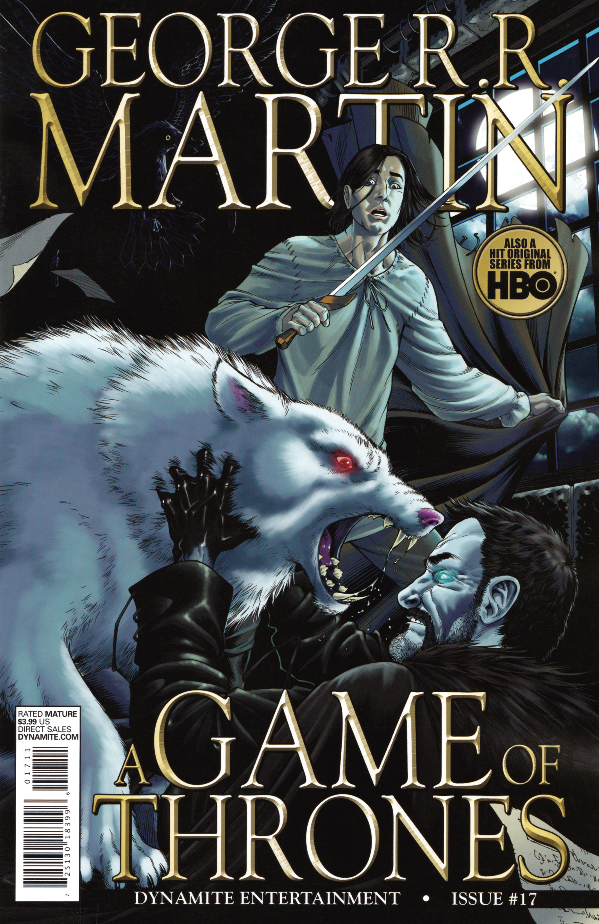 Read online A Game Of Thrones comic -  Issue #17 - 1