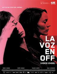pelicula La voz en off (2014)
