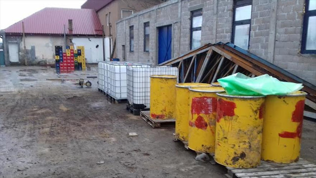 Serbia en alerta: hallan 25 toneladas de residuos tóxicos