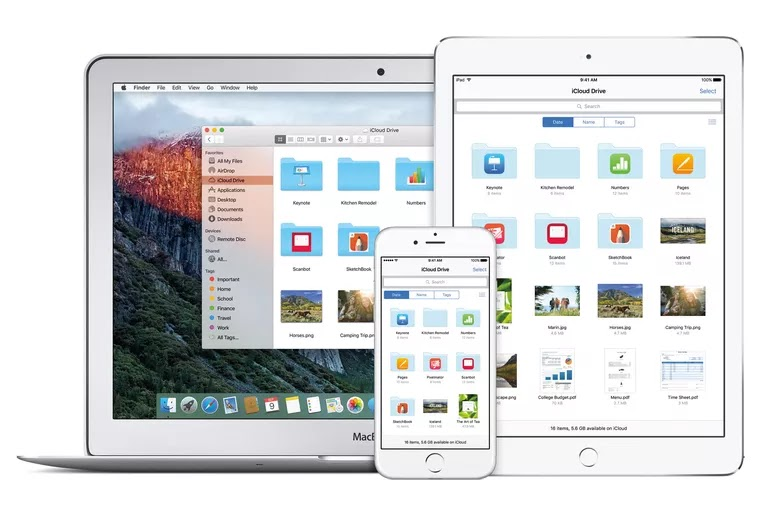 Aplikasi Files di iPhone dan iPad iOS 11