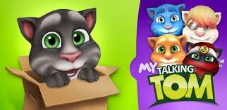 game Talking Tom Cat cho samsung