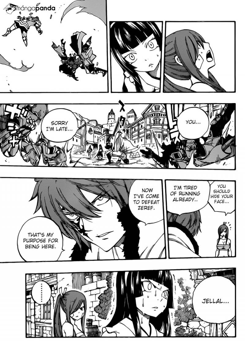 Fairy Tail Ch.474 - In the Moment of Complete Silence