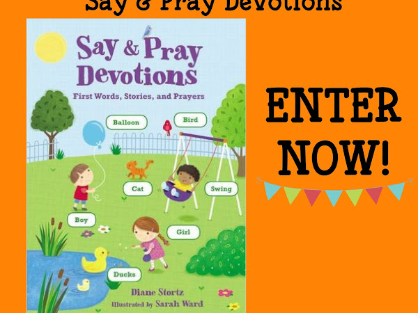 Giveaway: Say and Pray Devotions