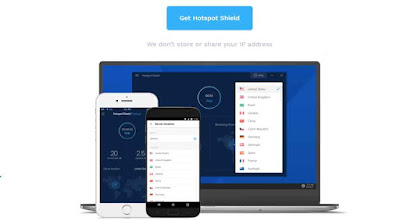 Hotspot Shield VPN free VPN