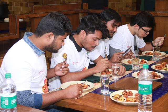 Barbeque Nation celebrated friendship day with Foodie Buddies