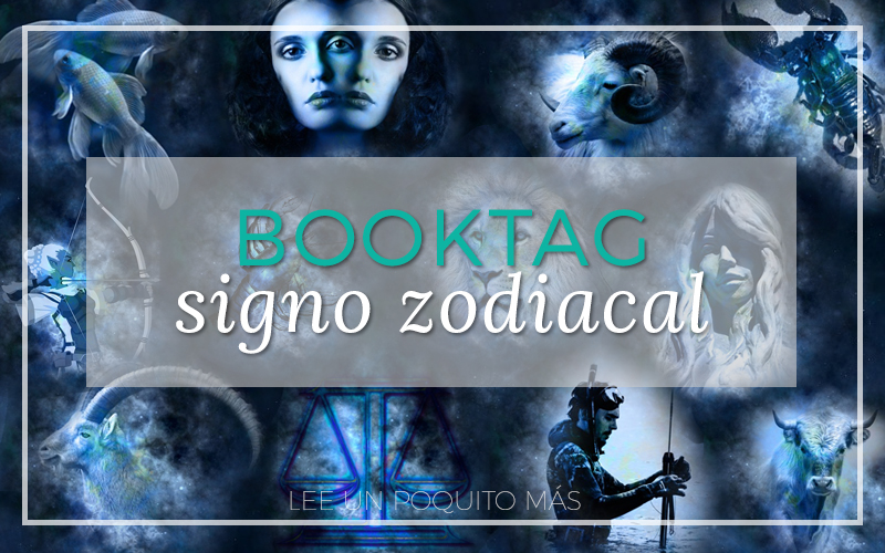 Booktag: Signo zodiacal