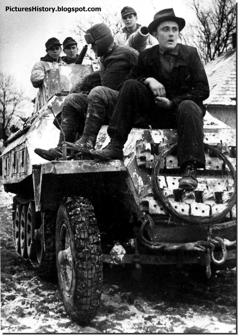 Waffen SS 4th SS panzer Corps operation conrad hungary 1945