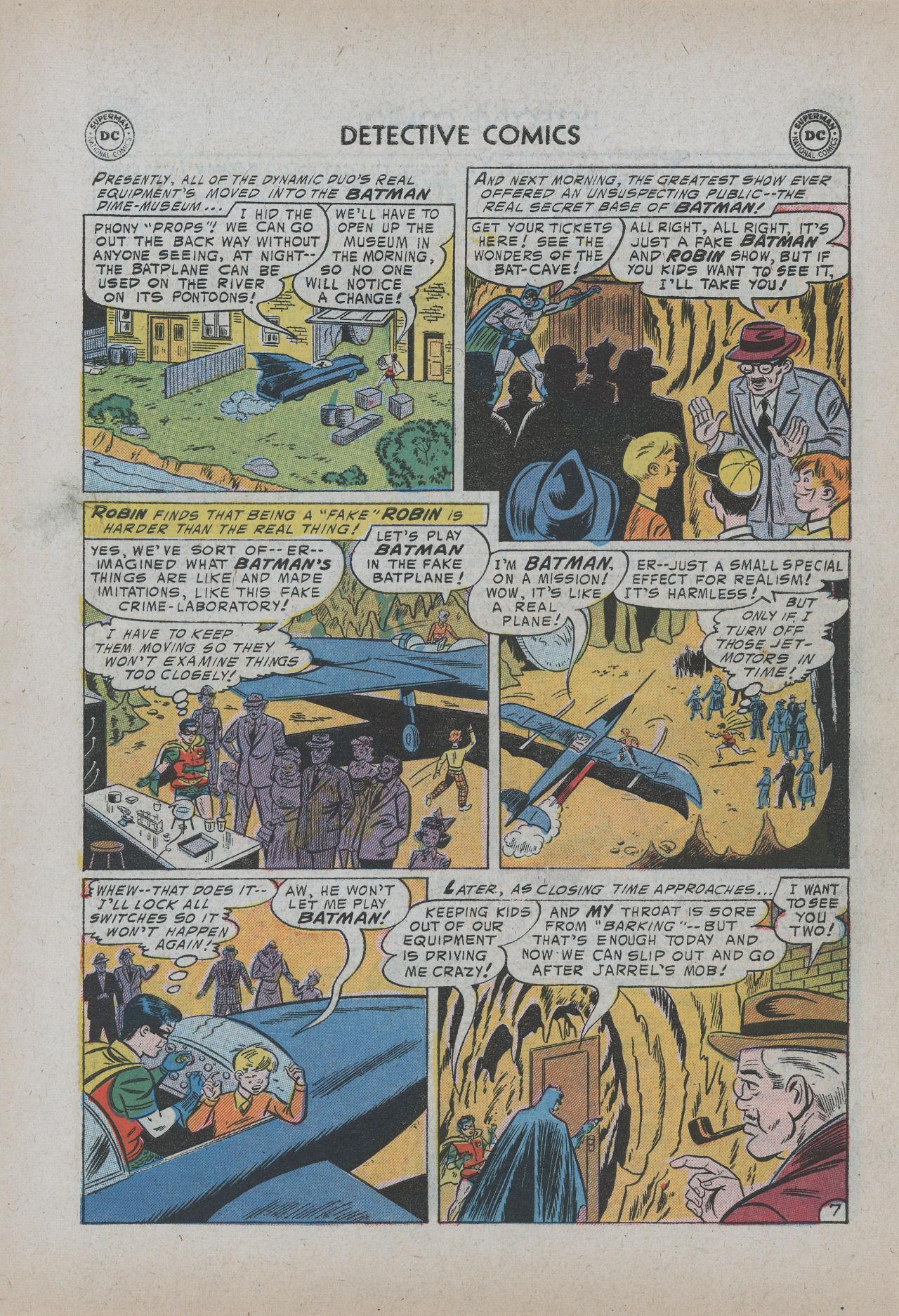 Detective Comics (1937) 223 Page 9