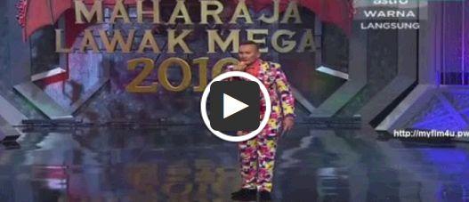 Maharaja Lawak Mega 2016 Minggu Ke-2