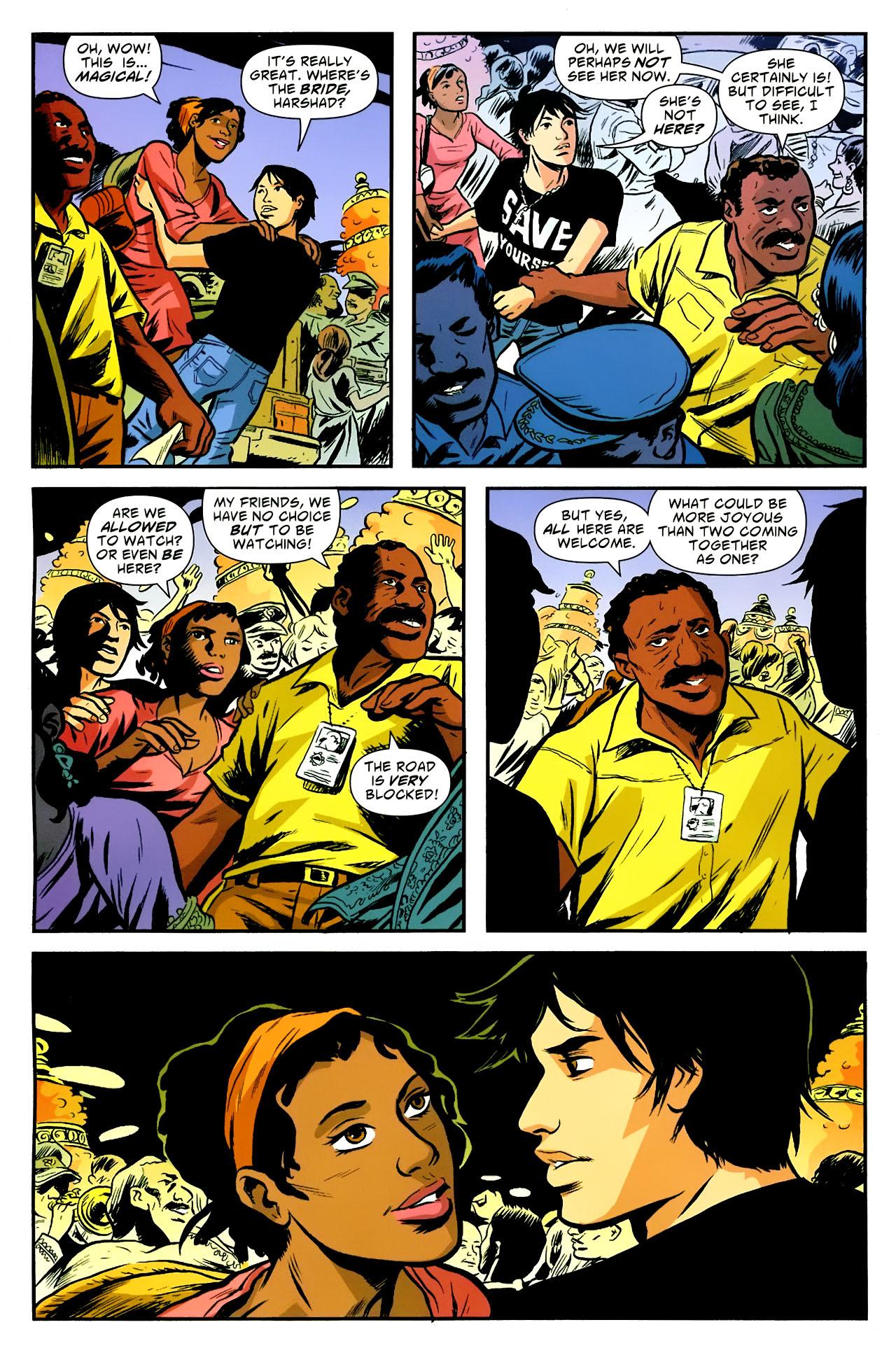 Read online American Virgin comic -  Issue #18 - 14