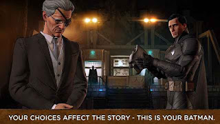 Batman The Enemy Within APK MOD Full Version Unlocked Episodes