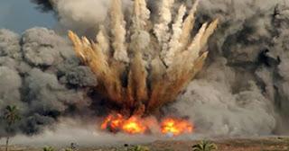 شمال لبنان يتعرض للقذف من دبابات سورية