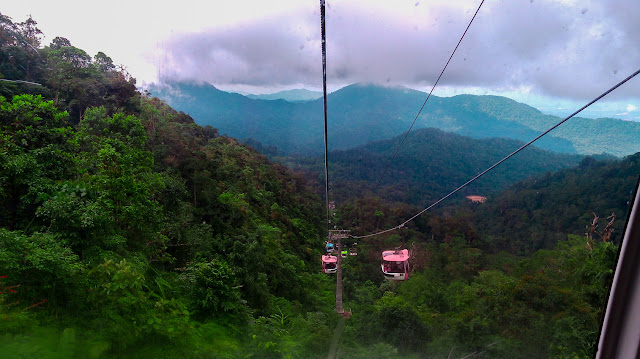 Genting Highland-view
