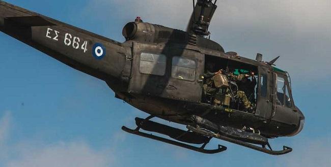 Επιστράτευσαν ελικόπτερο της Αεροπορίας Στρατού για τους κριτές του Masterchef!