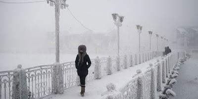 A világ leghidegebb települése: Ojmjakon